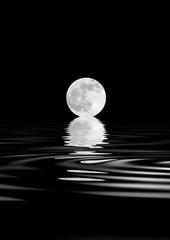 Full Moon Beauty