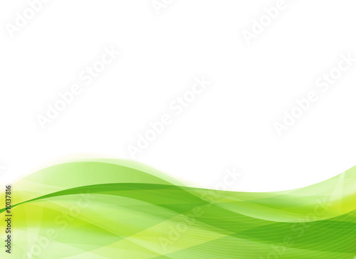 vague verte photo libre de droits sur la banque d 39 images image 10137816. Black Bedroom Furniture Sets. Home Design Ideas