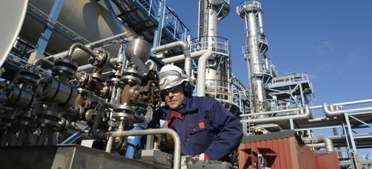 oil industrial panoramic