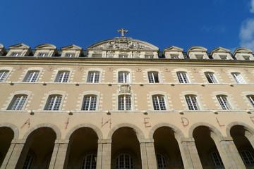 façade du palais saint georges