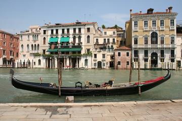 Gondole a Venise