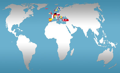WorldMap Europe 1.3