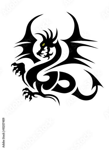 Drache Drachen Dragon Dragons Stockfotos Und Lizenzfreie Vektoren