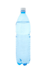 bottle isolated on a white