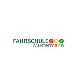 Fahrschule, führerschein logo firmenlogo