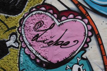 Herz Grafitti