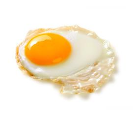 Printed kitchen splashbacks Egg Spiegelei