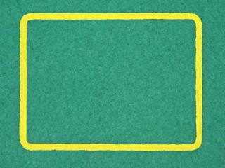 marquage sur tapis de jeux