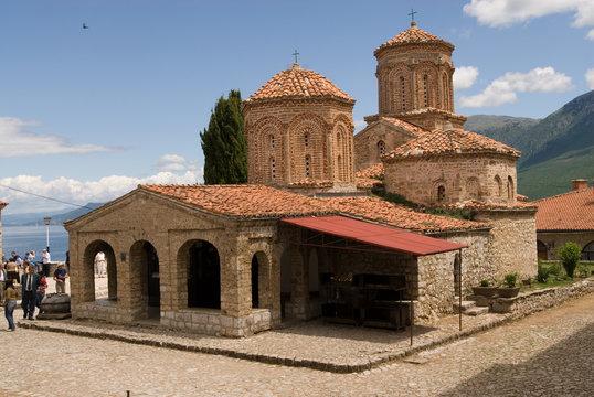Saint Naum monastery, Ohrid region
