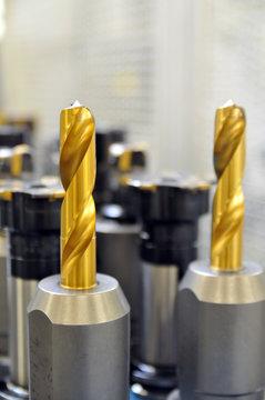 CNC-Fräas-Werkzeuge