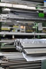 Lager Metallindustrie