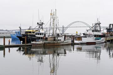Hafen von Newport