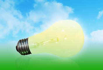 Nature Lightbulb