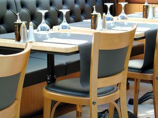 restaurant table mise