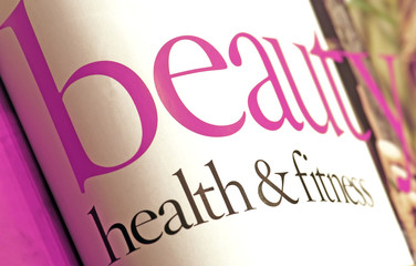 Beauty Health Fitness Header