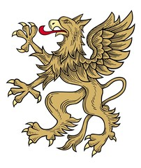 Gold griffin