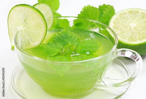 Зеленый чай для похудения О чае