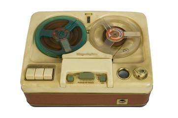 Tonbandgerät 3, freigestellt
