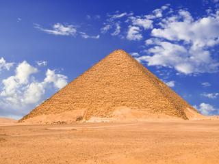 Great pyramid of Dashur, Egypt