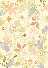 Background textile designe