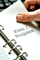 Ziele Projekte