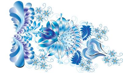 """"""" Winter flowers """""""