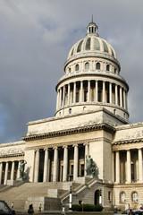 house of Representatives at havana the capital of  cuba