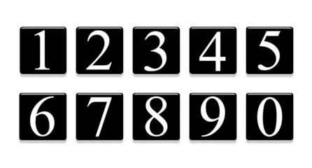 Série de numéros