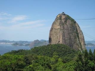 Rio : le pain de sucre