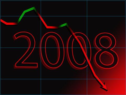 Abstract Economy 2008