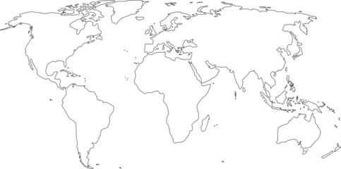 7 Continents of the World  Interesting Facts Maps Resources