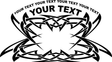 t-shirt, tatto design template