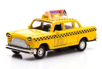 New York Cab Toy
