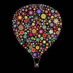 Hot Air Balloon shape