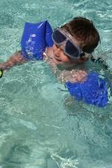 Swimming Pools & Water Wings