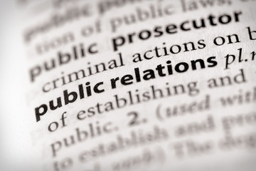 """""""public relations"""". Many more word photos in my portfolio...."""