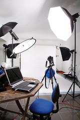 Studio photo numérique