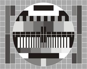 televosore bn - fototapety na wymiar