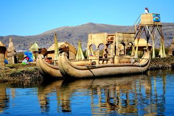 Titikaka Lake Peru