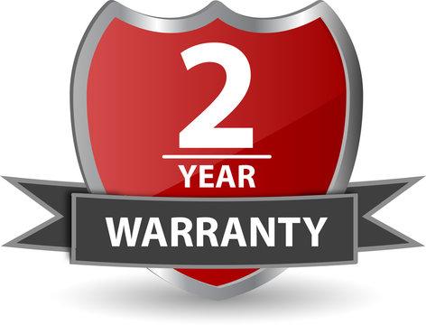 Warranty - 2 Year