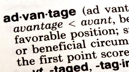 Advantage - Definition