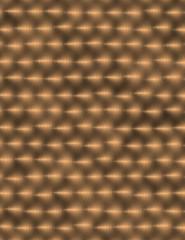 Kupfer rundgebürstet
