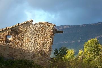 maison ruine