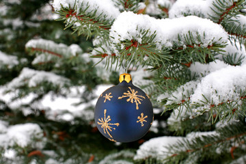 Am Weihnachtsbaume