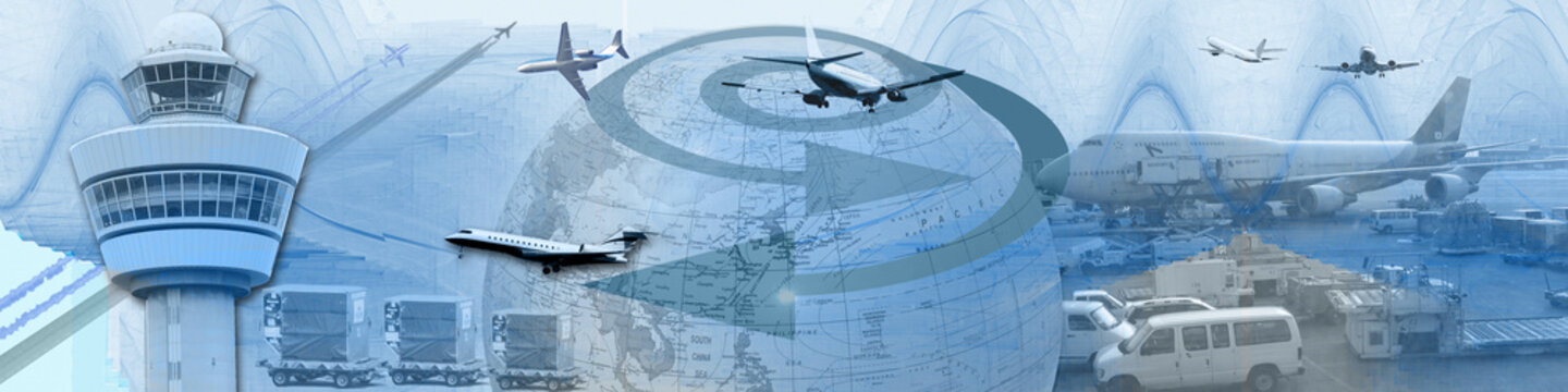 World Wide Air Traffic And Cargo