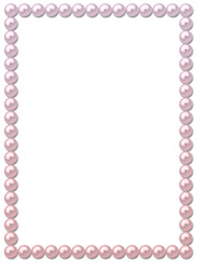 Pink pearl framework