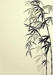 Runaways of a bamboo
