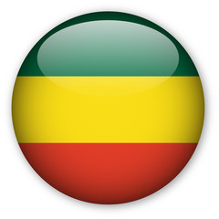 Rasta Flag Button