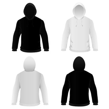 sweat shirt template vector