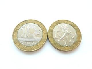 Pièces 10 francs